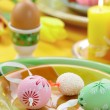 Easter table setting — Stock Photo #2647542