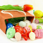 Easter eggs — Stock Photo #2647556