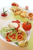 Mexican tortillas — Stock Photo