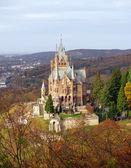 Kasteel drachenburg in duitsland — Stockfoto