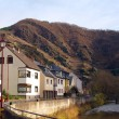 Village in mountains of Germany — Stock Photo