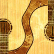 Royalty-Free Stock Photo: Jazz guitar background