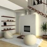Modern interior. — Stock Photo #2529569