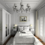 Classic design of interior — Stock Photo #2604598