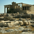 Erechtheion. Athens Acropolis — Stock Photo #2660292