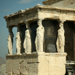 Erechtheion. Athens Acropolis - Stock Photo