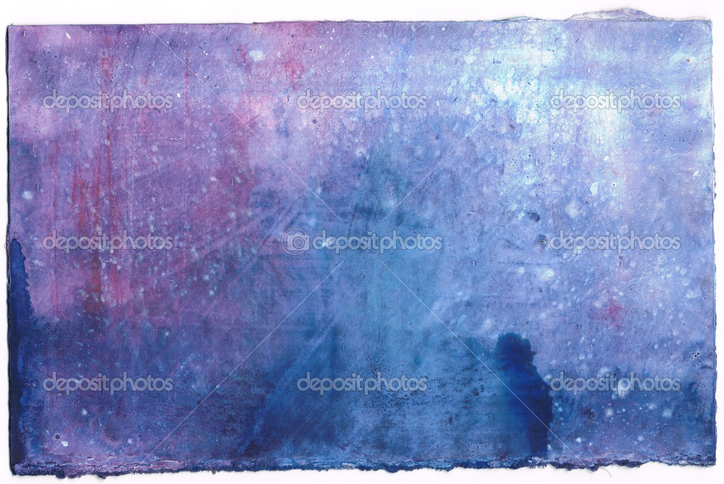 Abstract watercolor background. Art is created and painted by myself. — Stock Photo #2297034