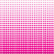 Pink halftone background design — Stock Photo