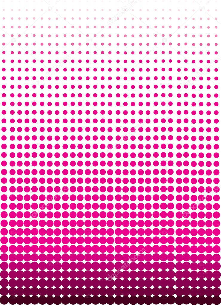 Pink halftone background design — Stock Vector #2333541