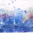 Abstract watercolor background - Foto Stock