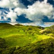Gree hills — Stock Photo