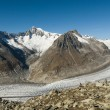 Royalty-Free Stock Photo: Aletsch glacier