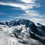 Monte rosa mountain range — Stock Photo #2345440