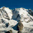 Piz Bernina — Stock Photo