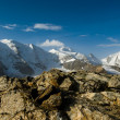 Bernina mountain range — Stock Photo #2346960