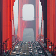 Golden gate bridge — Stock Photo #2348337