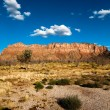 Panorama on kolob plateau — Stock Photo
