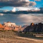 Sunset panorama — Stock Photo #2348895