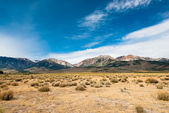 Sierra mountains — Stock Photo