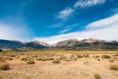 Sierra mountains — Stock Photo