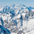 Mont Blanc — Stock Photo #2466157