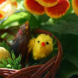 Easter still-life — Stock Photo #2314114