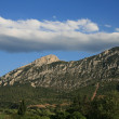 Sardinia mountains — Stock Photo