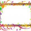 Party background — Stock Vector