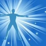 Spiritual energy — Stock Vector #2385170