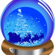 Royalty-Free Stock Vector Image: Christmas ball