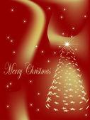 Boże Narodzenie tło — Wektor stockowy