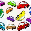 Royalty-Free Stock Vector Image: Cartoon car