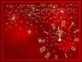 圣诞帧 — 图库矢量图片