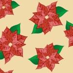 Christmas flower — Stock Vector #2531541