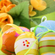 easter eggs — Stock Photo #2418564