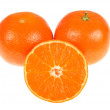 Appetizing oranges - Stock Photo
