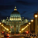 Basilica di San Pietro — Stock Photo #2531086
