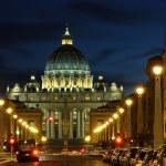 Basilica di san pietro — Foto de Stock