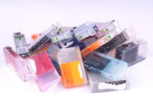 Ink Cartridges — Stock Photo