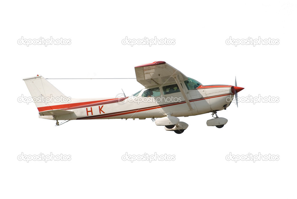 Cessna 152 training airplane, small plane pictures, aerial ...