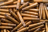 Shell casings — Stock Photo