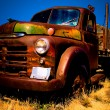 Stock Photo: Old Truck 2
