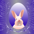 Royalty-Free Stock Vector Image: Rabbit