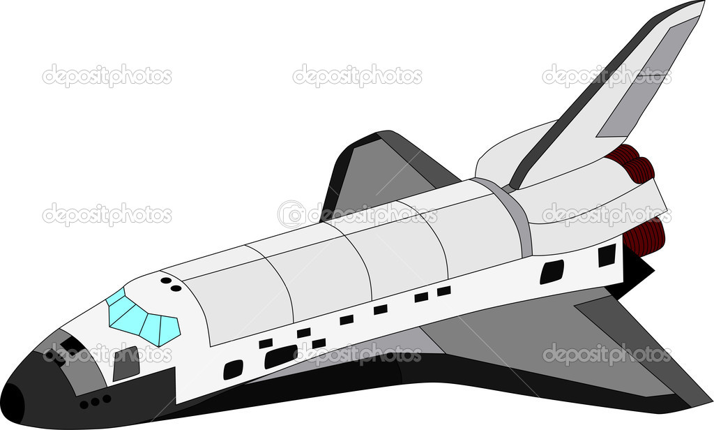 new space shuttle illustration - photo #12