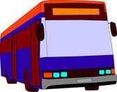 Bus — Stock Vector