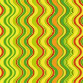 Sfondo stripe seamless Pasqua — Vettoriale Stock