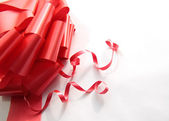 Bright red decoration — Stock Photo