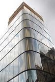 Modern business building. Prague. — Stock Photo