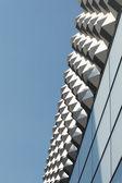 Modern business building. Fragment — Stock Photo