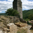 Stock Photo: Frankreich Languedoc Olargues